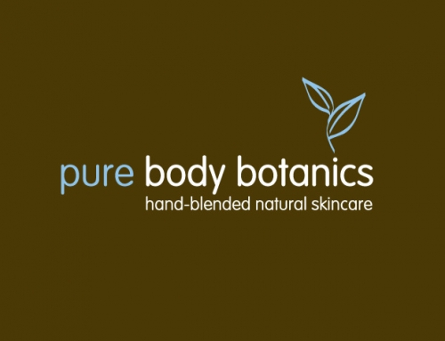 Pure Body Botanics: Product Branding