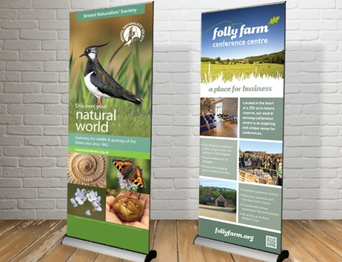 Pullup Exhibition Banners