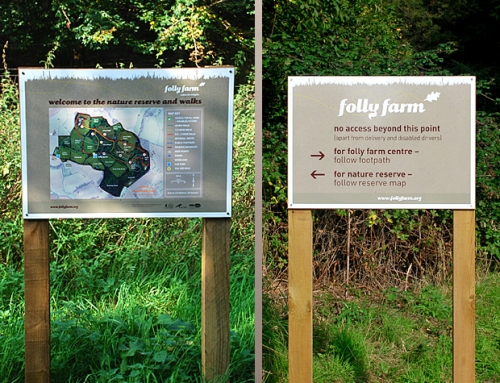 Avon Wildlife Trust: Folly Farm Nature Reserve